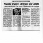 Il Mattino di Padova, 31/01/2010