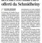 La stampa 20 gennaio 2012